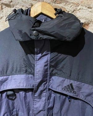 Chaqueta Adidas equipment vintage