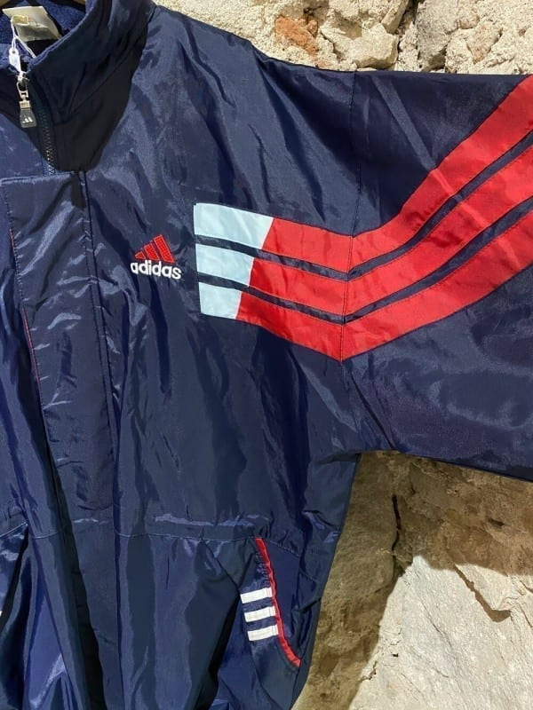 Chaqueta impermeable Adidas equipement